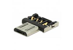 delock-otg-usb-micro-b-usb-a-usb-micro-b-usb-a-svart-kabeladaptrar-e2b